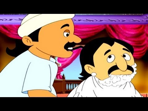 Birbal Ki Swarg Yatra - Akbar Birbal Animated Story - Hindi Part 6 1 video
