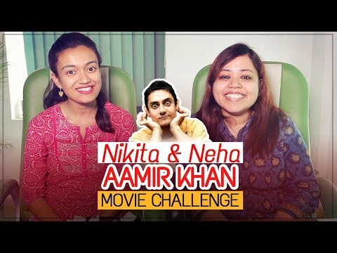 Bollywood Challenge On Aamir Khan Movies | Nikita And Neha Play Dumb Charades  |