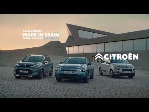 'Factoría made in Spain', la nueva campaña de Citroen