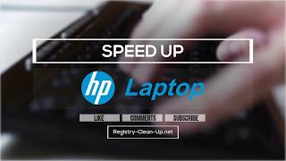 How to Speed Up HP Laptop Quickly and Easily