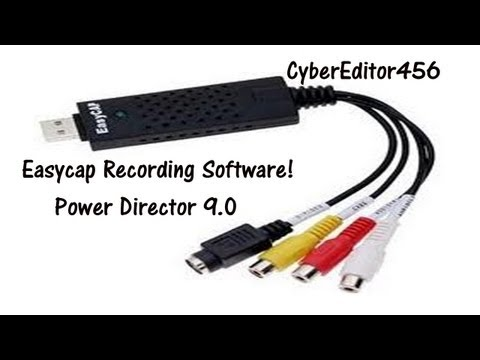 EasyCap SMI Grabber Device Software