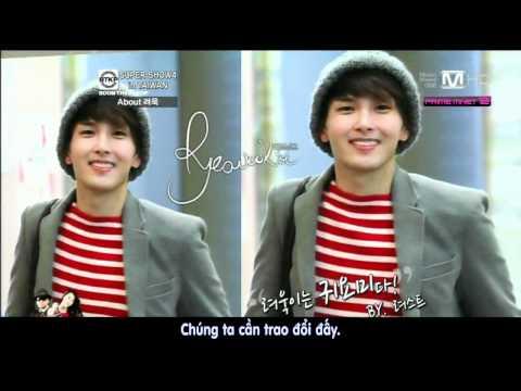 [Vietsub] Boom The Kpop - Super Junior Part 1 (120221) HD Full {Hội Rẻ Tiền}