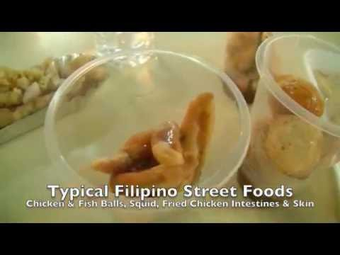 NewYorican in the Philippines - Street Food, Las Pinas - Part 4