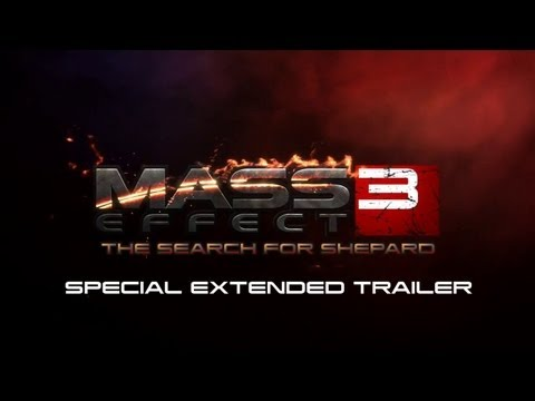 Mass Effect 3: The Search for Shepard DLC TRAILER 2