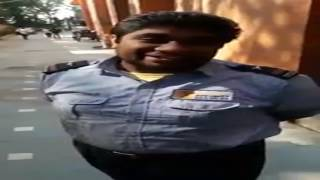 Arijit Sings Best Song by a Security Guard of Kolkata
