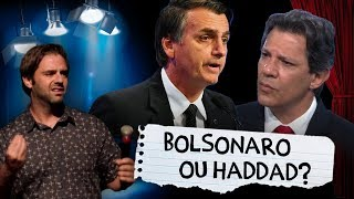 Fábio Rabin - Bolsonaro vs Haddad / Cid Gomes