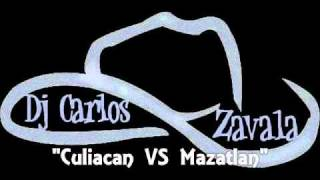 Culiacan VS Mazatlan (VERSION HYPHY 2011) - Gerardo Ortiz y Calibre 50