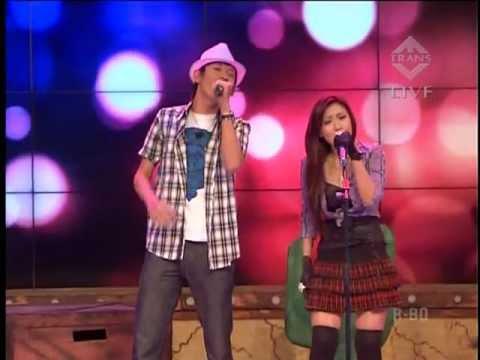 Dadali - Disaat Aku Mencintaimu,Live Performed di Derings (04/10) Courtesy TransTV