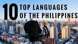 Top 10 Languages Spoken in Philippines