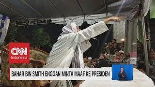 Bahar Smith Enggan Minta Maaf Ke Presiden