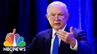 Sessions: Communities Need Involuntary Commitment Option For Mentally Ill & Dangerous | NBC News