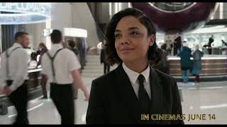 Men In Black International | Bold - Hindi | In cinemas June 14