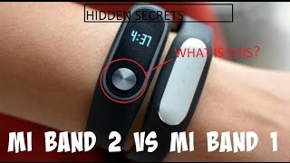 Mi Band 1 vs Mi Band 2 (Unboxing and Comparision).