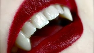 How to Apply: Vampire Fangs