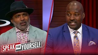 Cuttino Mobley understands Harden & Rockets' frustration with non-calls | NBA | SPEAK FOR YOURSELF