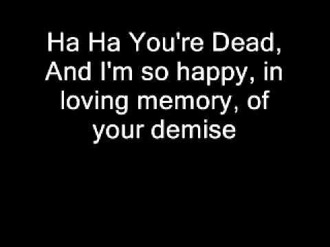 Green Day - Ha Ha You Are Dead