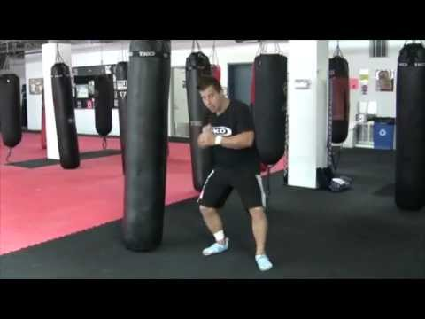 Heavy Bag Workout - v75 - Stay Loose with Your Uppercuts Image 1