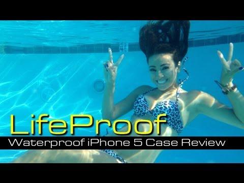 LifeProof Nüüd/Fre iPhone 4/5 Case Review & Underwater Test