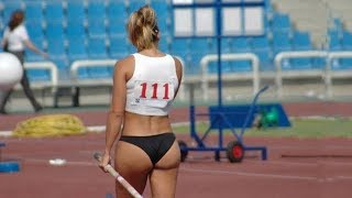 Top 10 Wedgie Moments in Women's Pole Vault