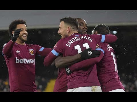 """4 Wins In A Row!!!"" Fulham 0-2 West Ham 