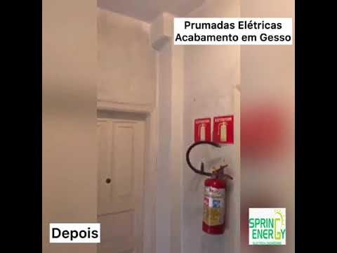 SANTA ADELAIDE - ADEQUAÇÃO ELÉTRICA - SPRING ENERGY