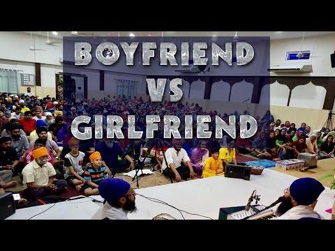 BOYFRIEND vs GIRLFRIEND   Malaysia   120517