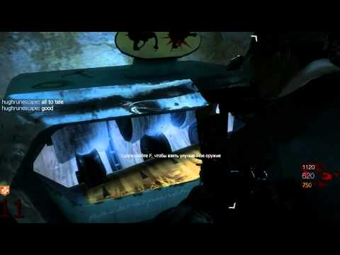 Call of Duty:Black Ops-Zombie Театр смерти
