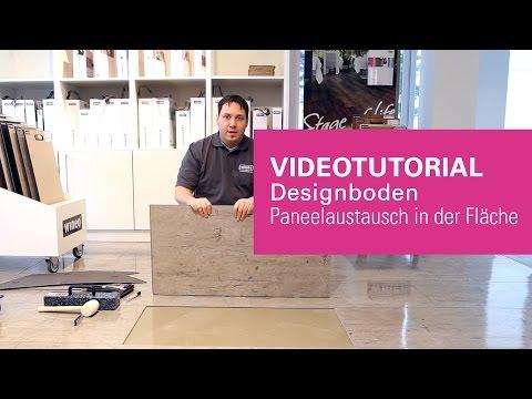 Wineo Vinylboden | Beschädigtes Paneel Austauschen | Klick-Vinyl