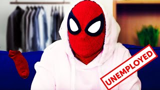 SPIDERMAN IS UNEMPLOYED NOW? || Will Spiderman return? || 5-Minute FUN