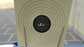 Shooting - 10m Air pistol compitition prepration in Gzb