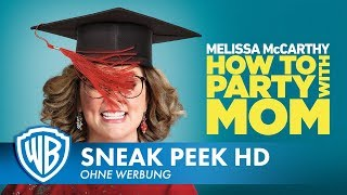 HOW TO PARTY WITH MOM - 8 Minuten Sneak Peek Deutsch HD German (2018)