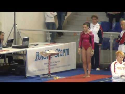 Amelia Hundley (USA) Jesolo 2012 - VT - 14.650