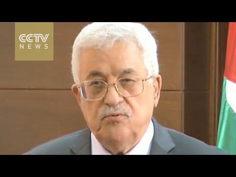 Abbas hails vote to raise Palestine flag at UN