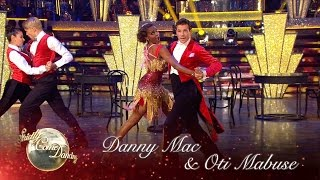 Danny Mac & Oti Charleston to 'Puttin' On The Ritz' by Gregory Porter - Strictly 2016: Blackpool