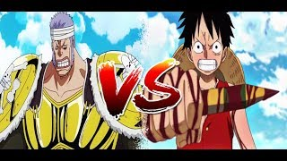 One Piece Episode Of East Blue FULL HD / Don Krieg Defeated By Luffy !!!
