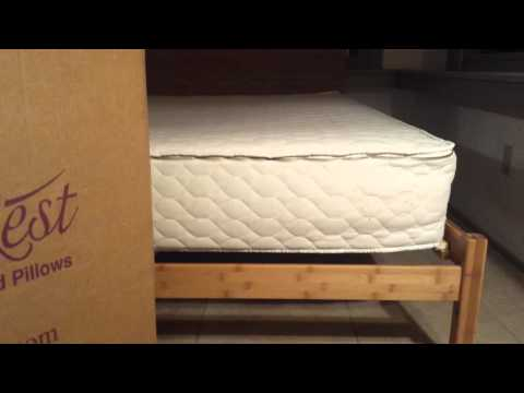Local WNC movers love Savvy Rest a organic mattress: & pillows in Asheville NC