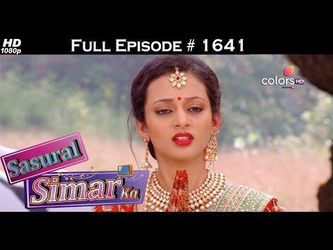 Sasural Simar Ka - 27th October 2016 - ससुराल सिमर का - Full Episode (HD) thumbnail