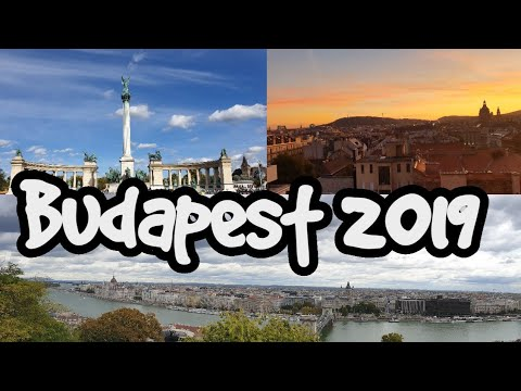 Budapest Vlog 2019 | Danube River Cruise | Buda Castle | Szechenyi Baths | Heroes Square