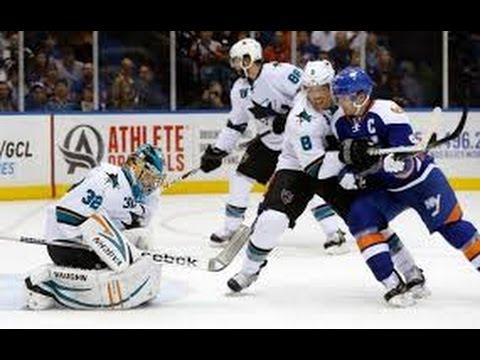 NHL™ 15 NY Islanders San Jose матч №164