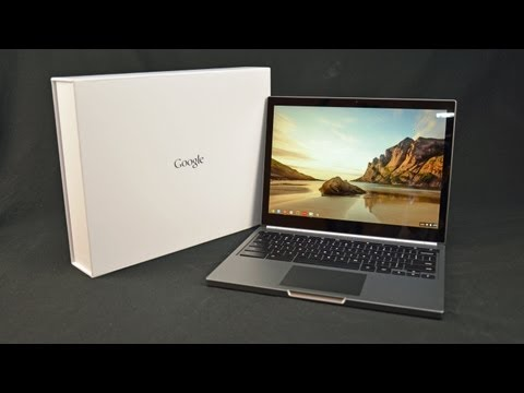 Google Chromebook Pixel: Unboxing & Review