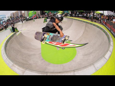 Women's Park Final Live Webcast | 2019 Dew Tour Long Beach