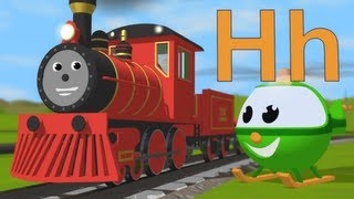 Learn about the letter H (with Alice
