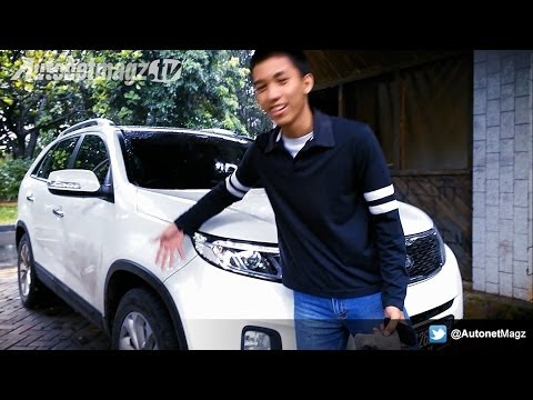 All New KIA Sorento review Indonesia - Part 1