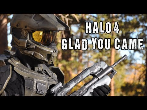 HALO 4 - Glad You Came (The Wanted...