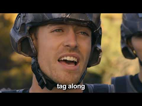 HALO 4 - Glad You Came (The Wanted Parody)