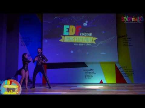 Yagmur Uysak & Onurcan Tanak Salsa Show | EDF 2017