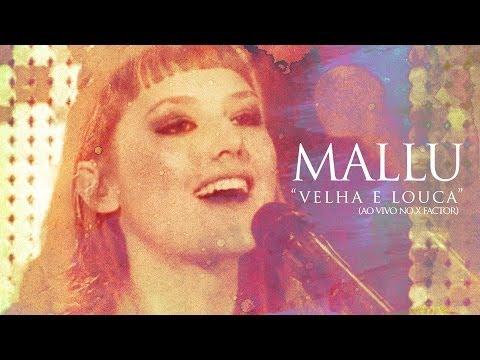 Mallu Magalhães - Velha e Louca (Ao vivo Factor X) thumbnail