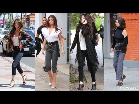 HowToStyle | SELENA GOMEZ STREET STYLE || Fashion ICON thumbnail