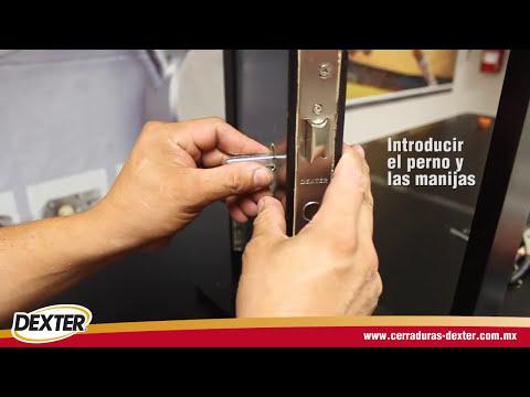 Instalación Cerradura de Alta Seguridad: Dexter Deluxe