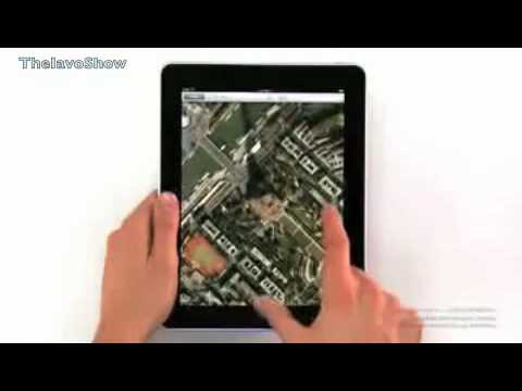 Apple - New iPad Review/Presentation -  2010 Original Video MUST SEE !!